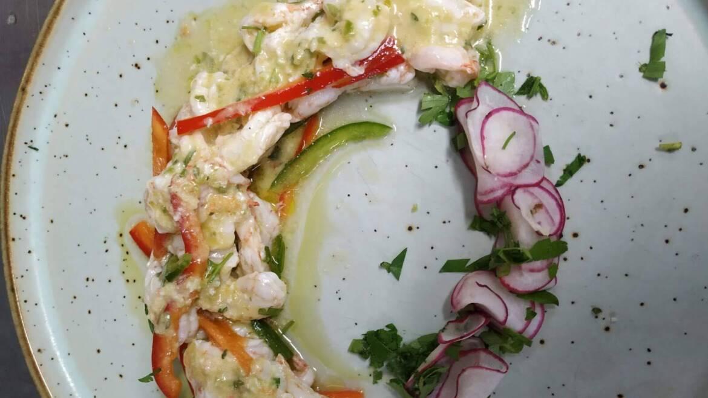 Shrimp Tartare